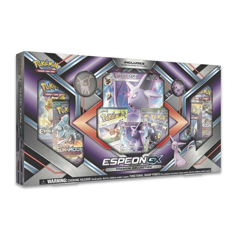 Espeon GX Premium Collection