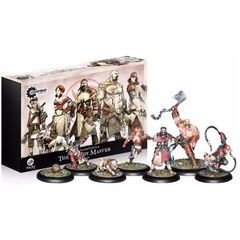 Guild Ball: Butcher's Guild - The Bloody Master