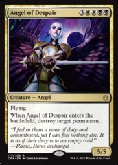 Angel of Despair on Channel Fireball