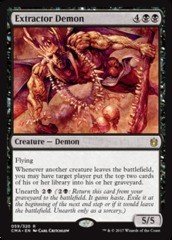 Extractor Demon on Channel Fireball