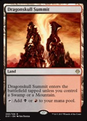 Dragonskull Summit on Channel Fireball