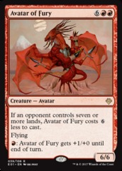 Avatar of Fury on Channel Fireball