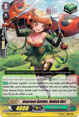 Gastronomic Battler, Relish Girl - G-FC04/070EN - RR