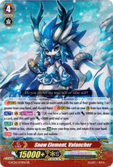 Snow Element, Valancher - G-FC04/073EN - RR