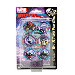 Marvel HeroClix: What If? 15th Anniversary Dice and Token Pack
