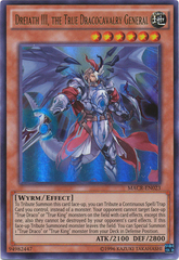 Dreiath III, the True Dracocavalry General - MACR-EN023 - Ultra Rare - Unlimited Edition