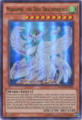Mariamne, the True Dracophoenix - MACR-EN026 - Ultra Rare - Unlimited Edition
