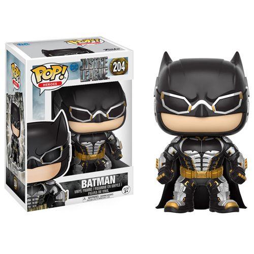 Pop! Heroes 204: Justice League (2017) - Batman