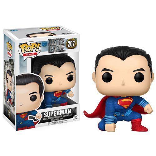 Pop! Heroes 207: Justice League (2017) - Superman