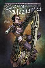 Lady Mechanika: The Clockwork Assassin #2 (Of 3) (Incentive Variant)