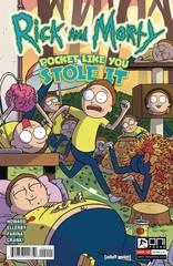 Rick & Morty Pocket Like You Stole It #2 (Of 5)