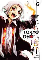 Tokyo Ghoul Gn Vol 06 (Mr)  (JUN172126)