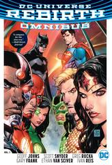 DC Universe Rebirth Omnibus Expanded Edition