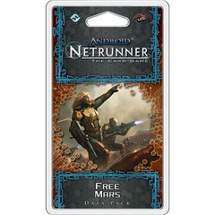 Android Netrunner Lcg: Free Mars Data Pack