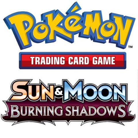 Sun & Moon - Burning Shadows Sleeved Booster - Master Carton