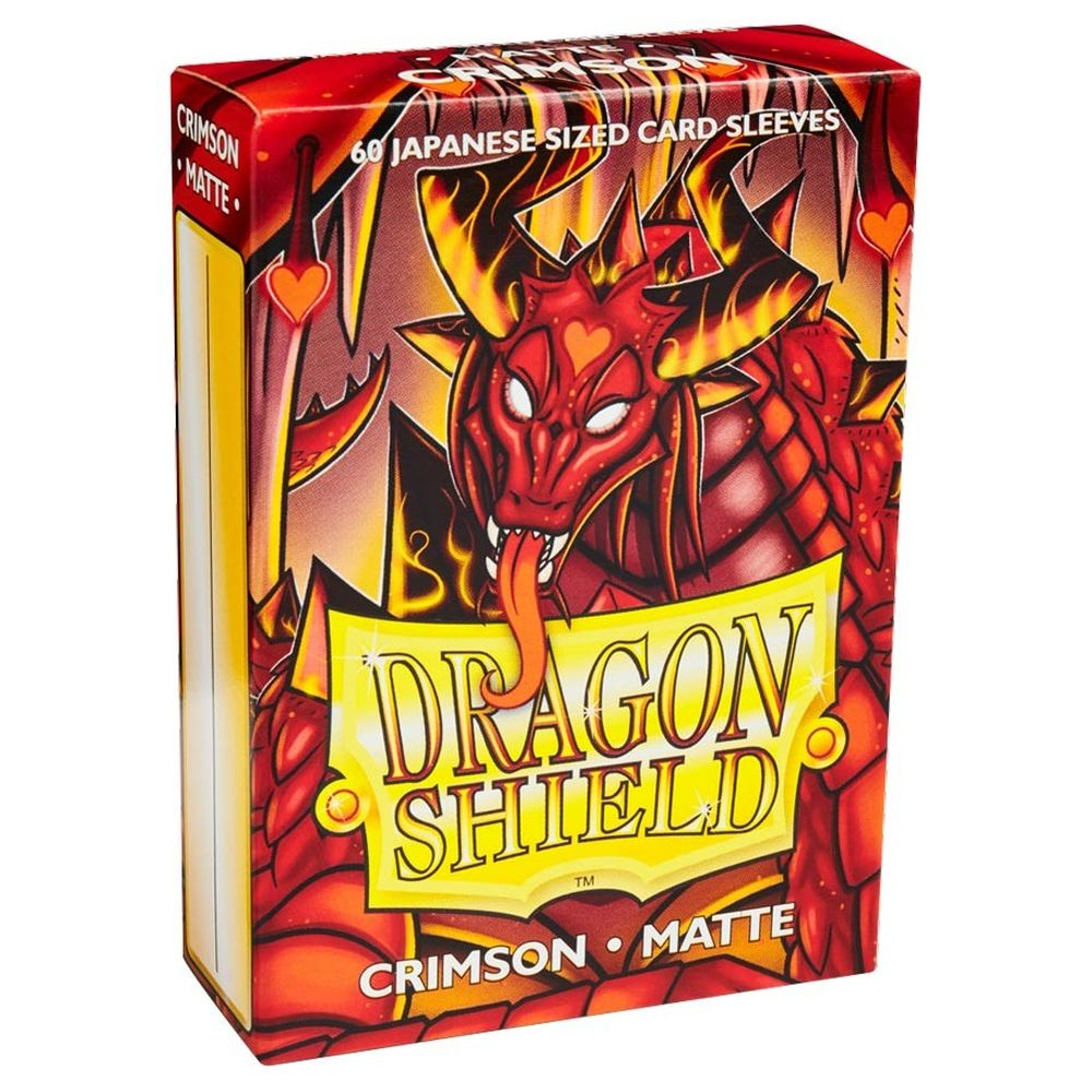 Dragon Shield Japanese Matte Black 60ct Size Sleeves protectors yugioh vanguard