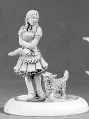 Wild West Wizard of Oz Dorothy