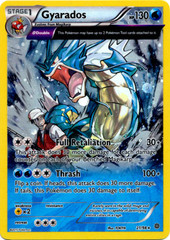 Gyarados - 21/98 - Cosmos Holo Promo - Mega Gyarados Collection Exclusive
