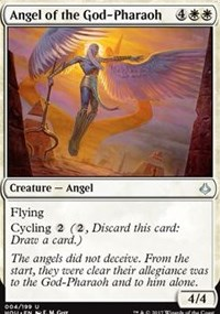 Angel of the God-Pharaoh