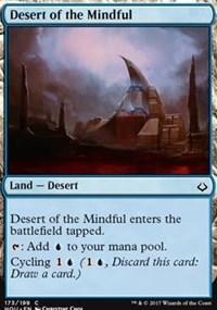 Desert of the Mindful - Foil