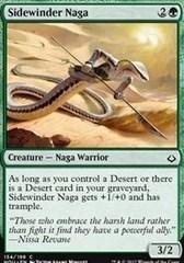 Sidewinder Naga - Foil