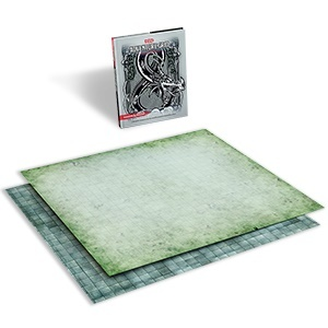 Dungeons & Dragons: Adventure Grid Mat