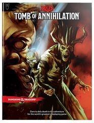 Dungeons and Dragons 5th Edition RPG: Tomb Of Annihilation