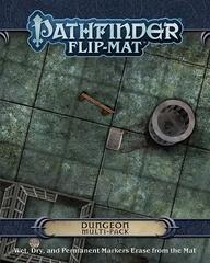 Pf Flip-Mat: Dungeons Multi Pack