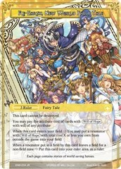 Book of Light // Re-Earth, New World Fairy Tale - ENW-004 - R - Full Art