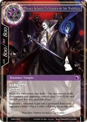 Mikage Seijuro, Patriarch of the Vampires - ENW-076 - R