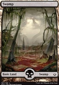 Swamp (Full Art)