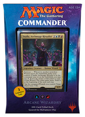 Commander 2017: Arcane Wizardry / Wizards Deck