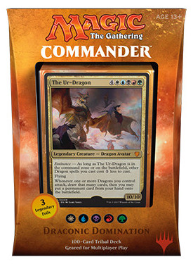 Commander 2017 Draconic Domination
