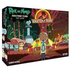 Rick And Morty: Anatomy Park