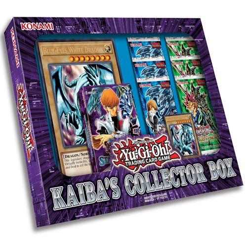 Collector Set - Kaiba's Collector Box