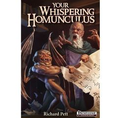 Your Whispering Homunculus