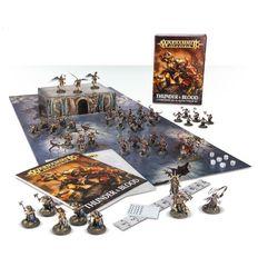 Thunder & Blood: A Warhammer Age Of Sigmar Starter Set