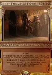 The Locust God (Masterpiece Foil)