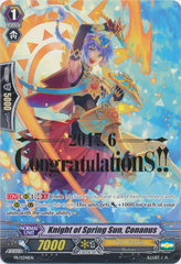 CARDFIGHT VANGUARD PROMO CARD PR//0282EN UPSTREAM DRAGON