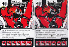 Batwoman - Kate Kane (Die and Card Combo)