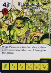 Parademon - For Darkseid! (Die and Card Combo)