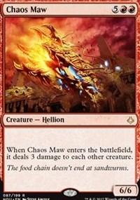 Chaos Maw