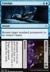 Consign // Oblivion