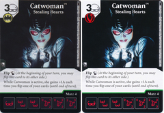 Catwoman - Stealing Hearts (Die and Card Combo) - Foil