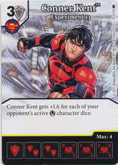 Conner Kent - Experiment 13 (Die and Card Combo) - Foil
