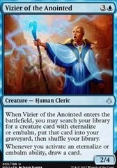 Vizier of the Anointed - Foil