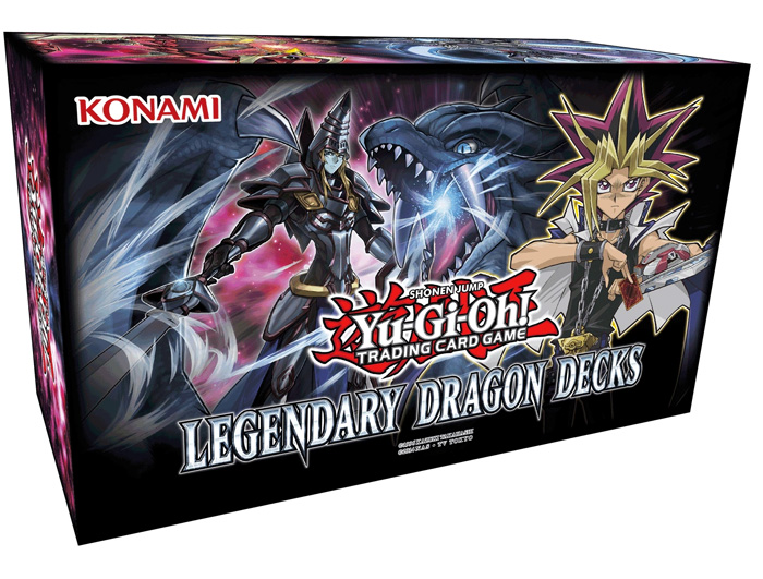 Legendary Dragon Decks Box Set
