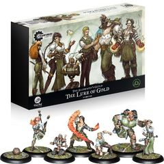 Guild Ball: Alchemist's Guild - The Lure Of Gold