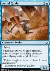 Aerial Guide - Foil on Channel Fireball