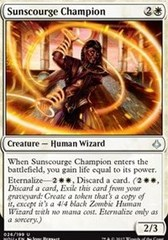 Sunscourge Champion - Foil
